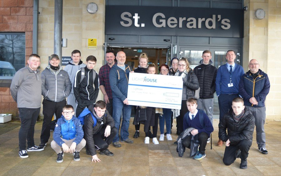 Senior School 'Strive Programme' - Fundraising for Local Charity