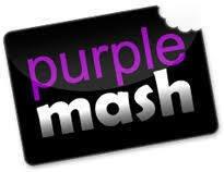 Image result for purple mash logo