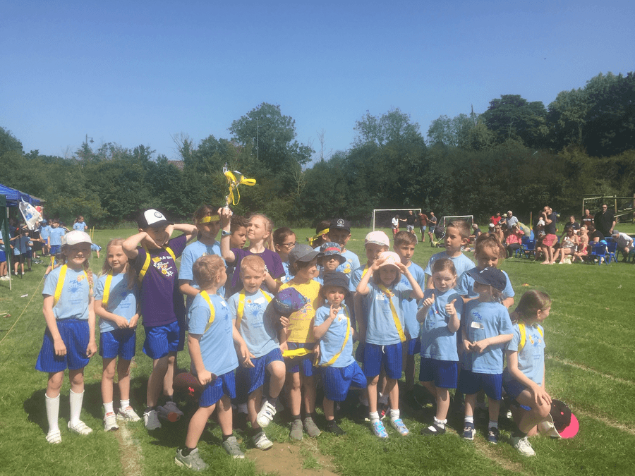 On 28th June Sports Day was enjoyed by all with great team spirit and participation by all.  Everyone did their best and it was a closely won contest with Hanbury pipping Barclay to the post by one point!  Well done to everyone and thank you to Mrs Frost for her meticulous organisation of this event.  Thank you to all the parents too who came and supported their children.