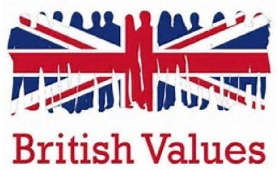 Click on the link to find out more about British values