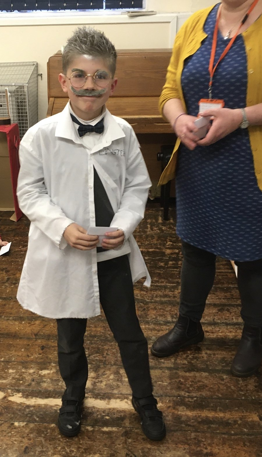 World Book Day Winner Einstein, Harry Y4