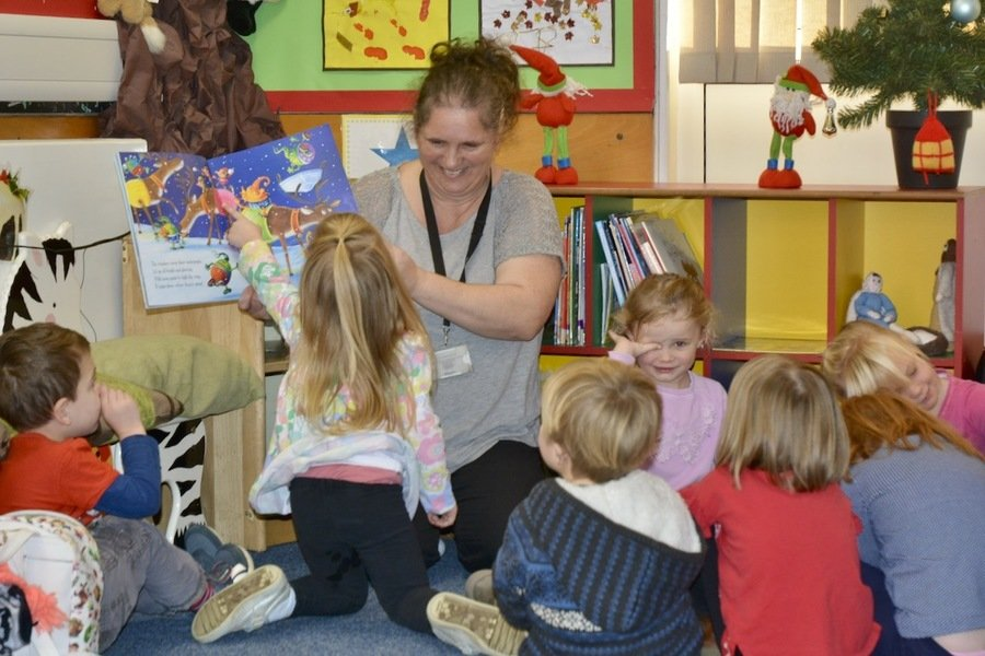 """All staff are welcoming to parents and there is a genuine warmth towards the children."" daynurseries.co.uk"