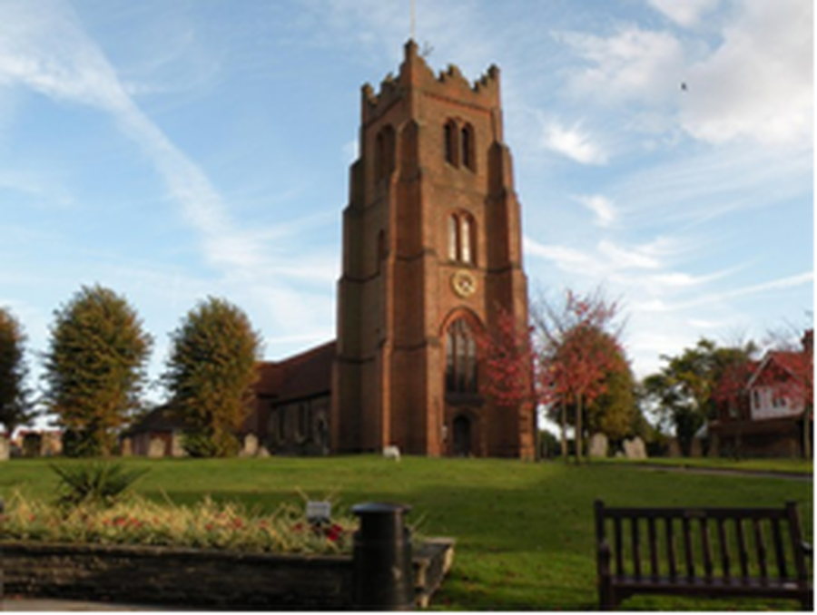 St. Edmund & St. Mary Church - click to visit