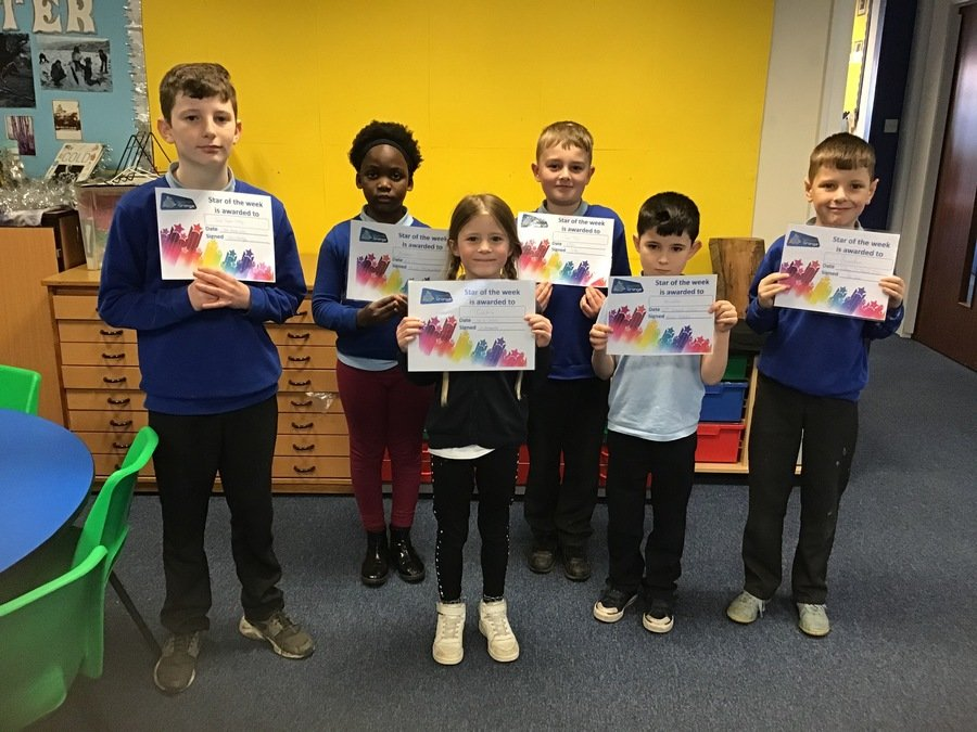 Star of the Week 13/03/20