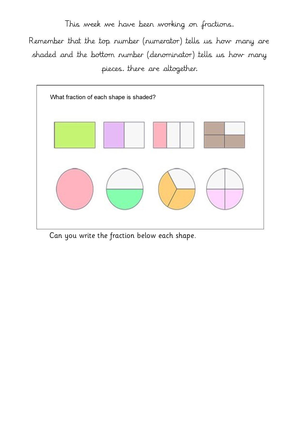 Maths Weds