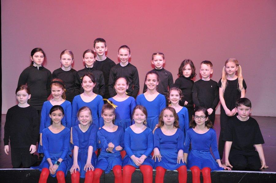 Thundridge Dance Troupe 2020