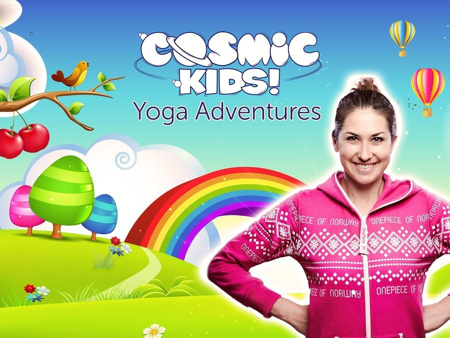 Free yoga lessons.  Class 1 love these sessions