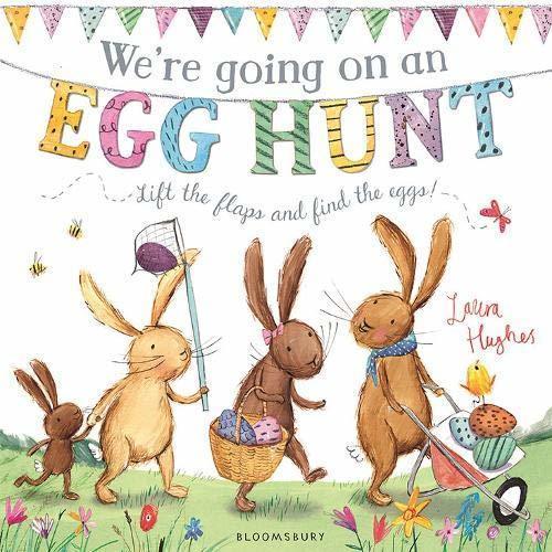 egg hunt book