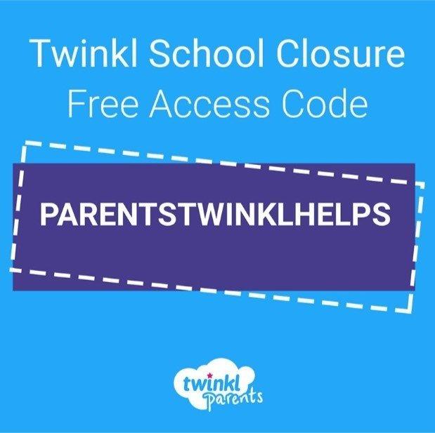 twinkl free parents