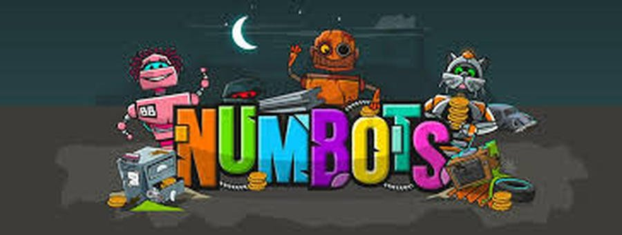 Use your TTRockStars password for free access to NumBots