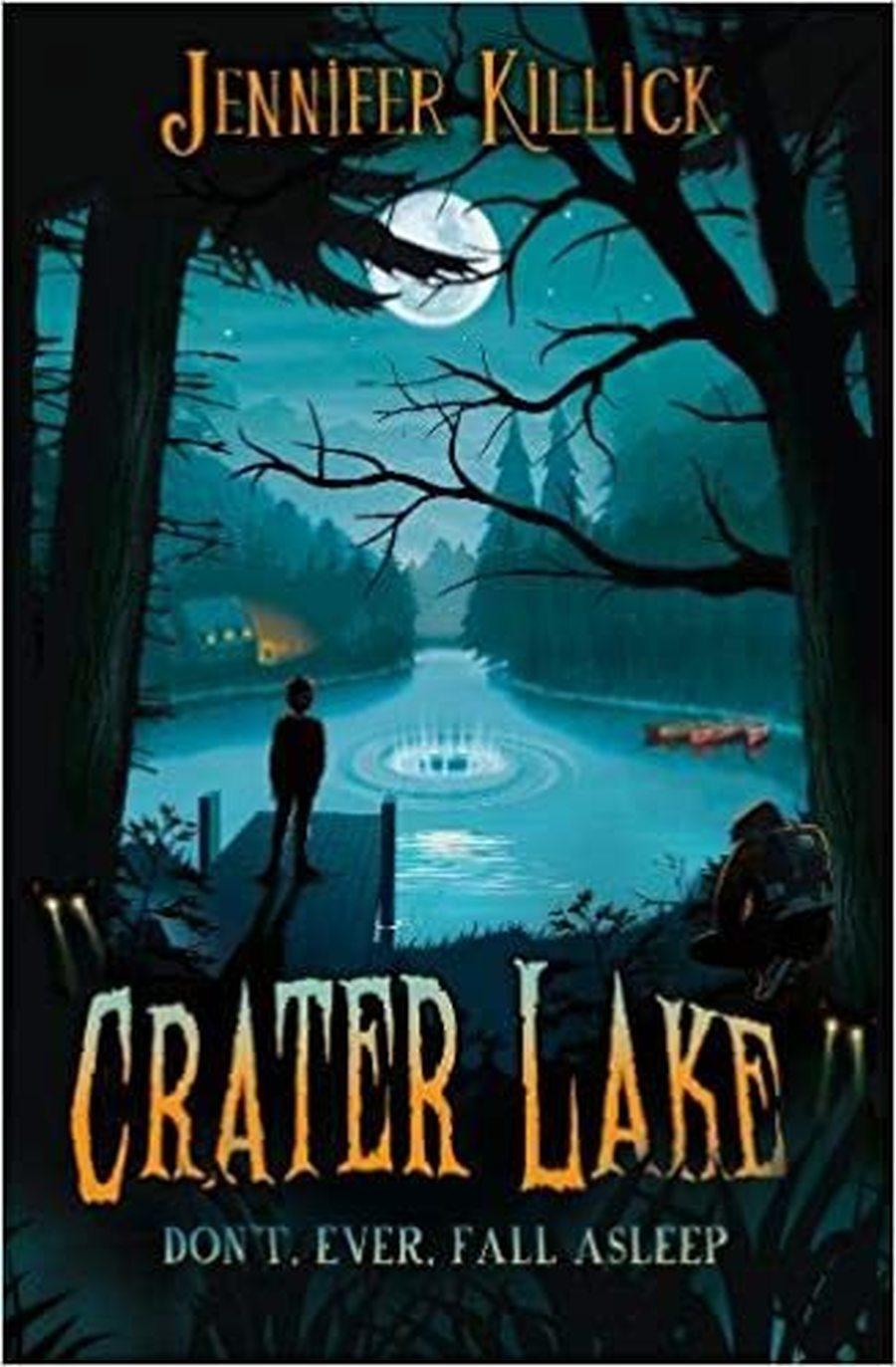 Crater Lake - Jennifer Killick