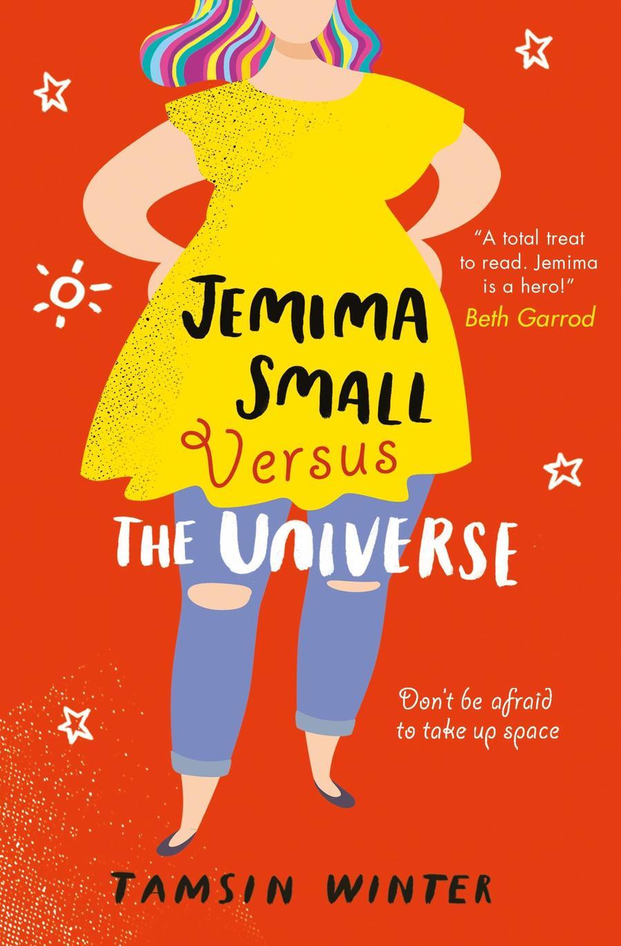 Jemima Small Versus the Universe - Tamsin Winter