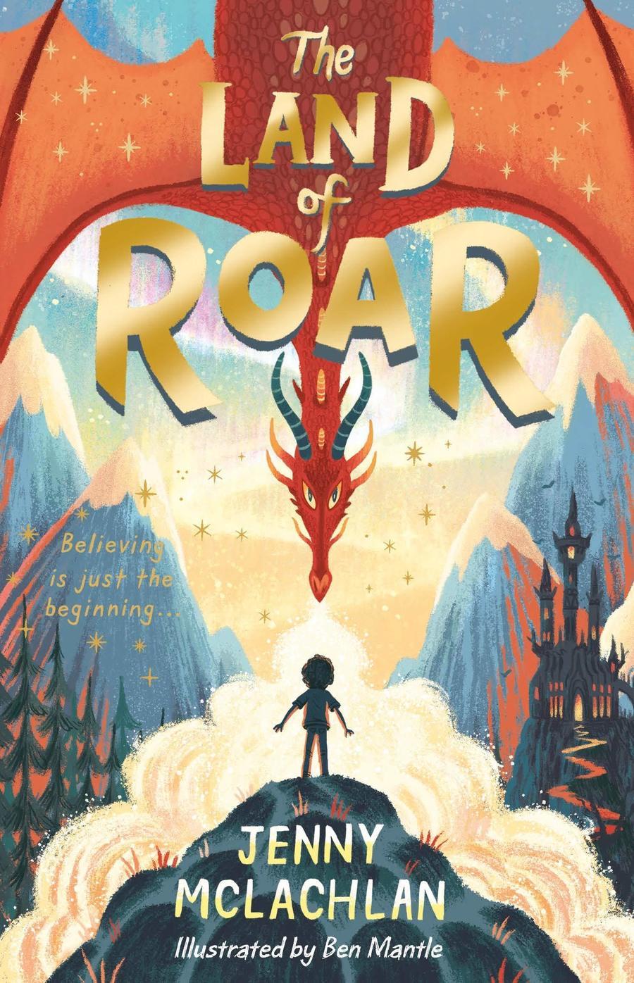 The Land of Roar - Jenny McLachlan
