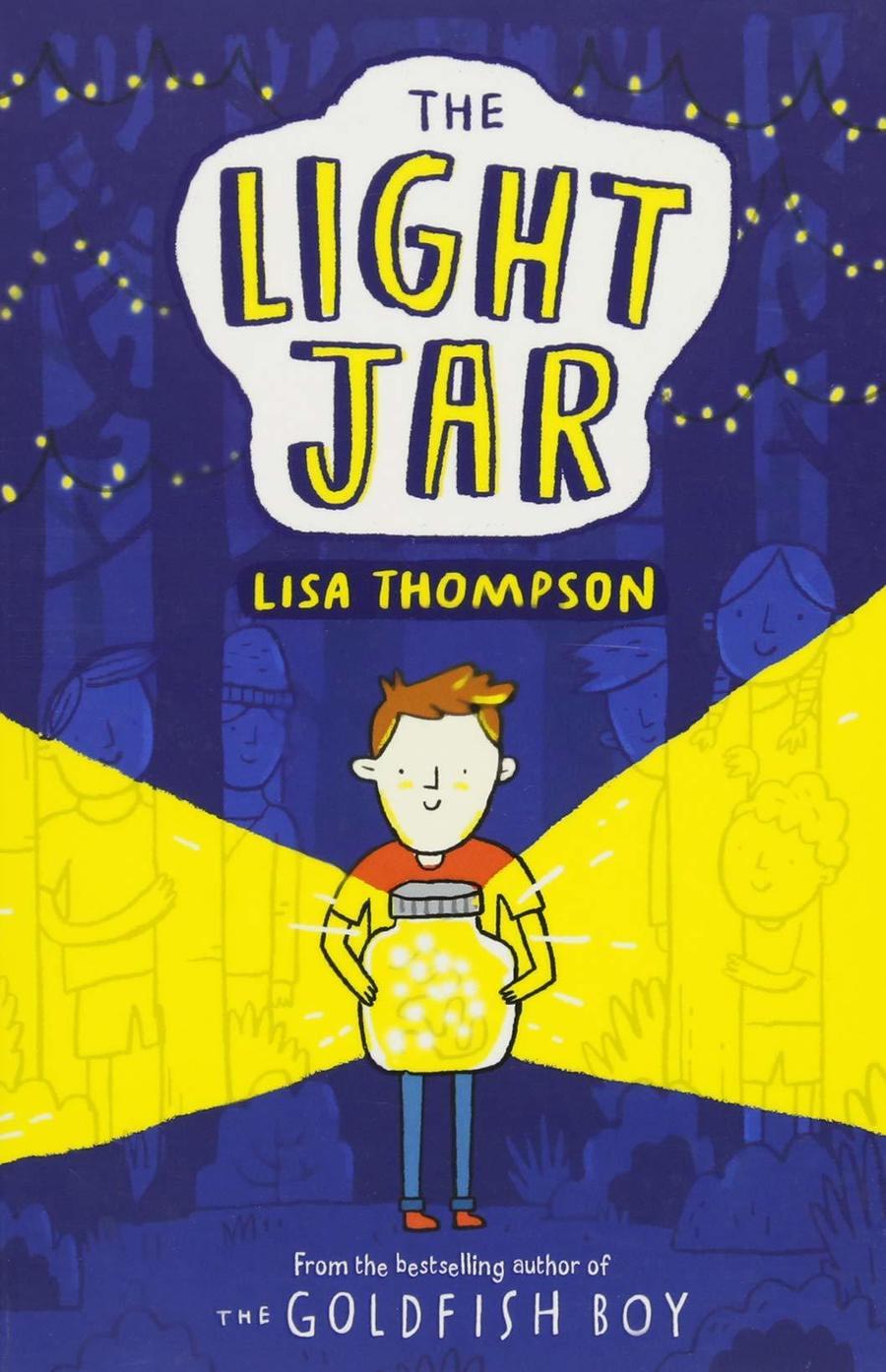The Light Jar - Lisa Thompson