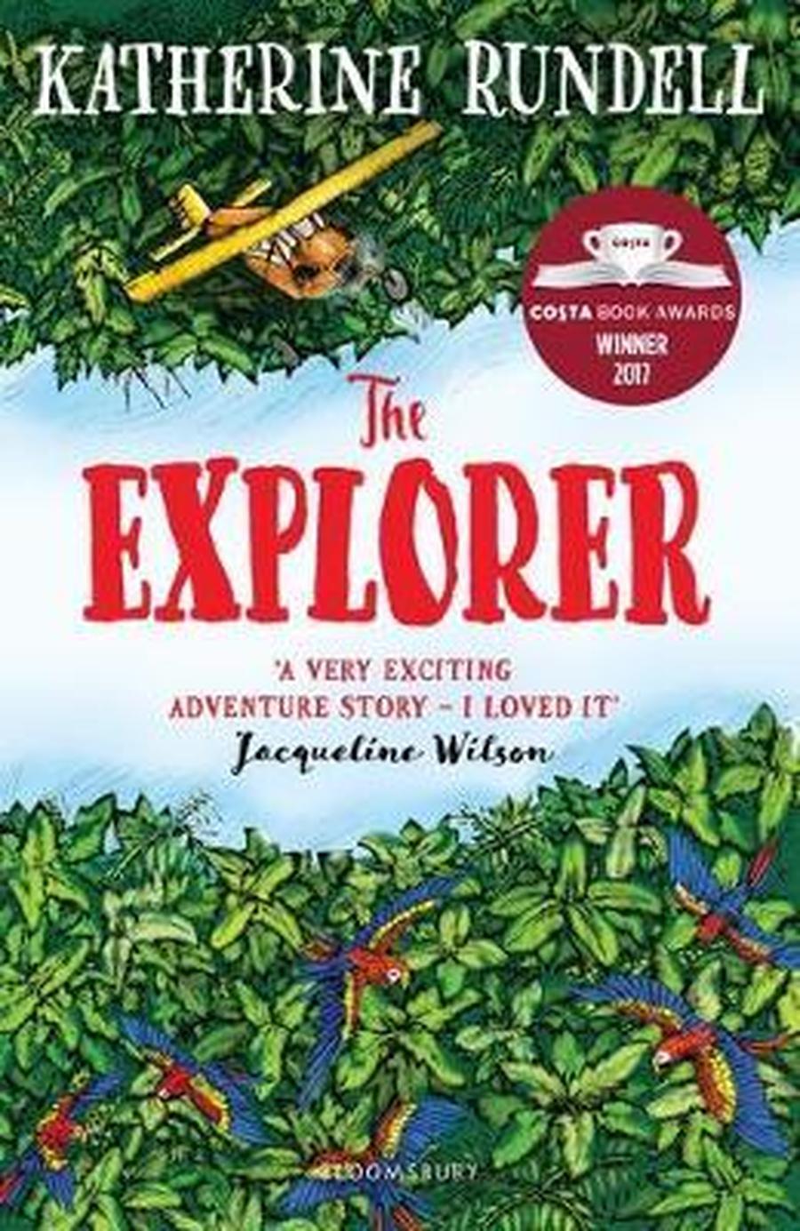 The Explorer - Katherine Rundell