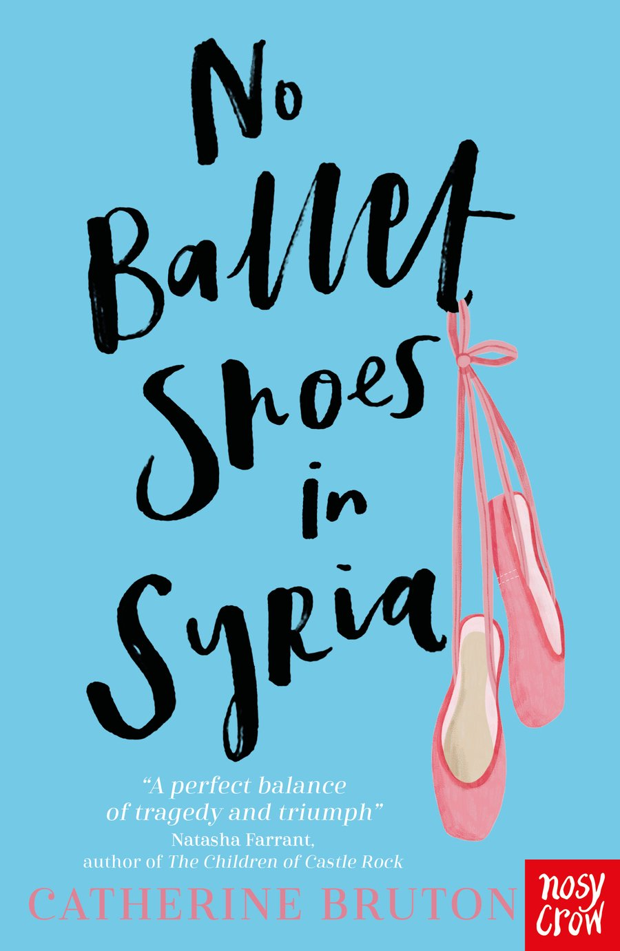 No Ballet Shoes in Syria - Catherine Bruton