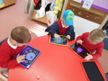 Using the ipads in Foundation