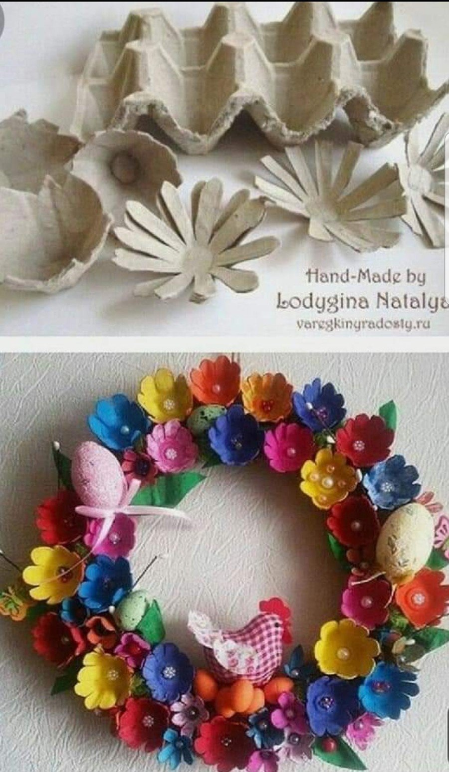 CLICK HERE TO LEARN HOW TO MAKE A BEAUTIFUL SPRING/EASTER WREATH