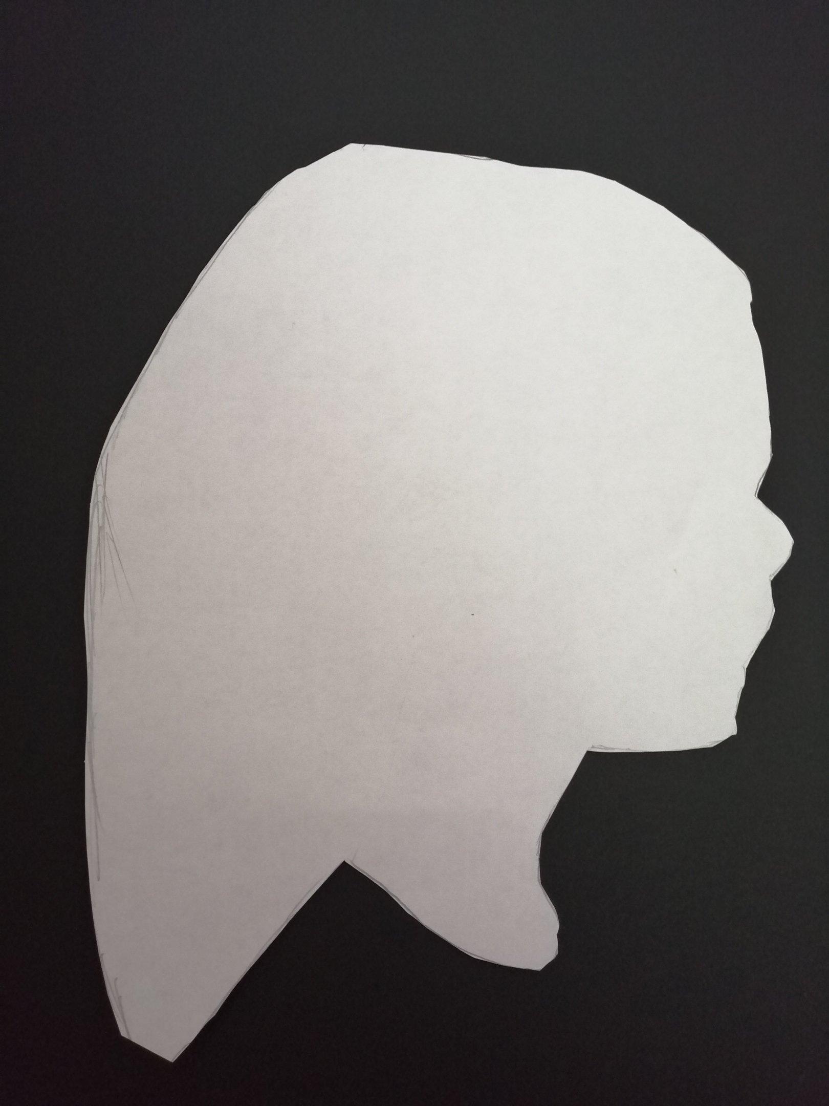 Scarlett silhouette