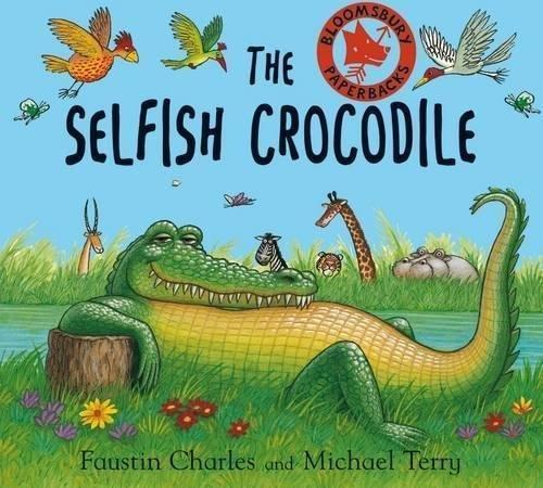 selfish croc