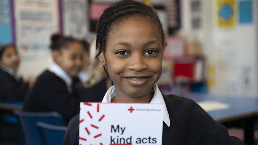 Red Cross Power of Kindness (KS2)