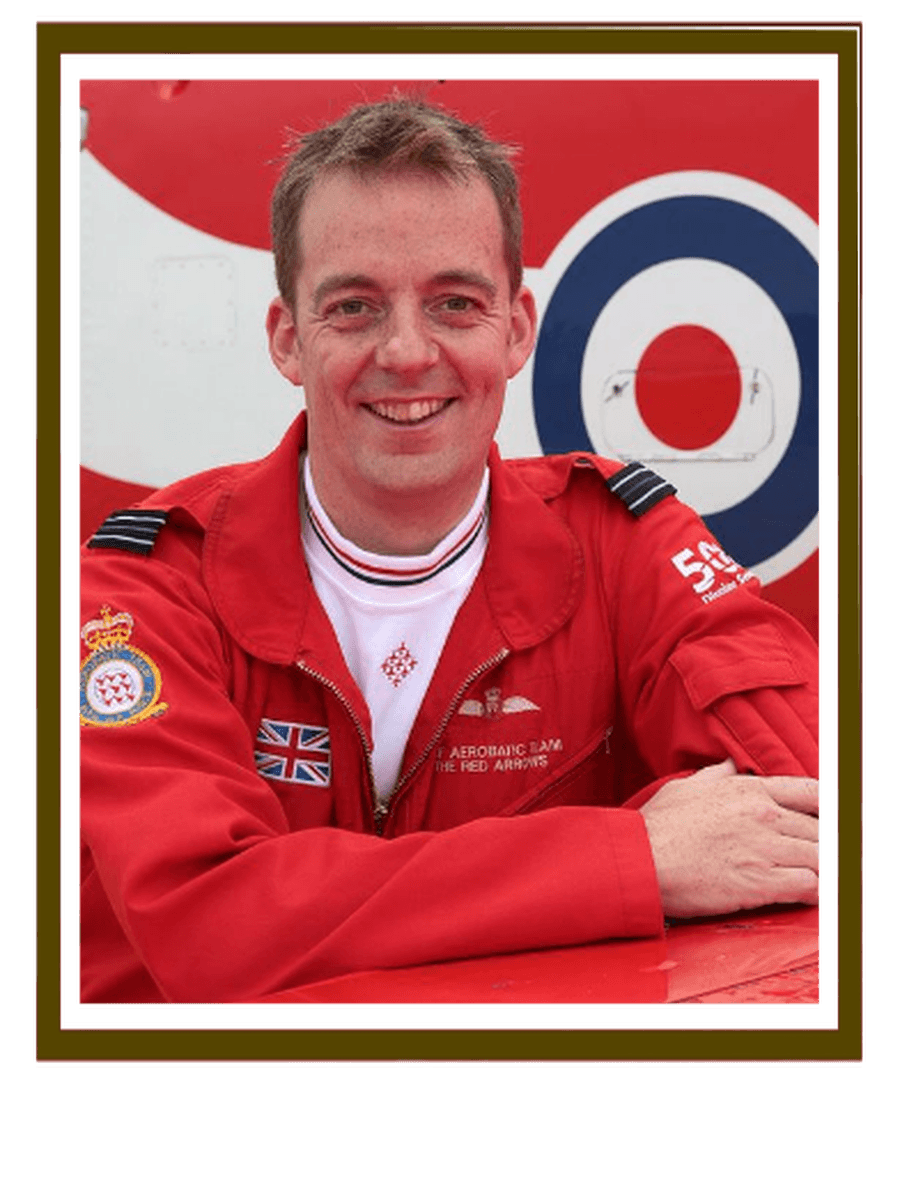 Click on picutre to see Sqdn Ldr Mike Bowden's inspirational video