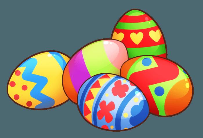 Easter Egg Story Trail - St Edward's 2017 - Leek & Meerbrook Parish