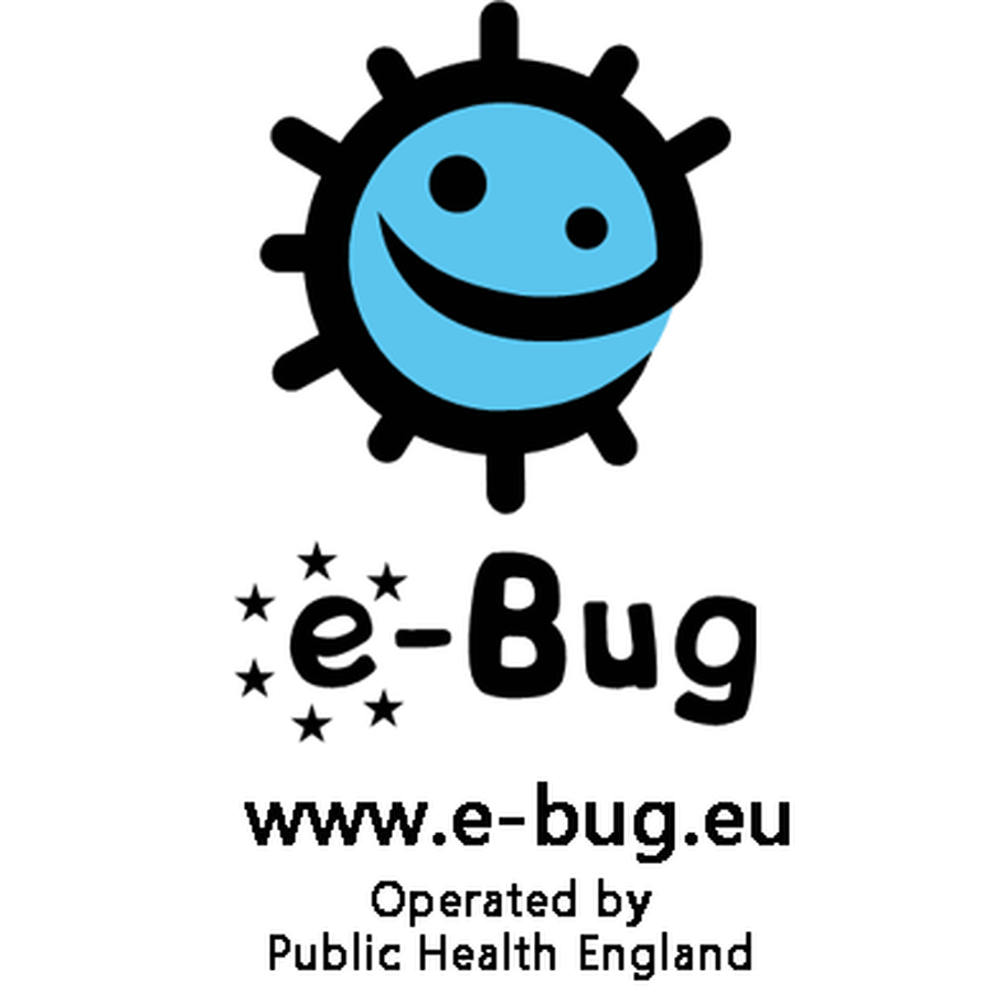 ebug - learning about microbes and antibiotics.