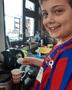 Joseph has been making tea and coffee!
