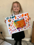 Lovely painting Ava!