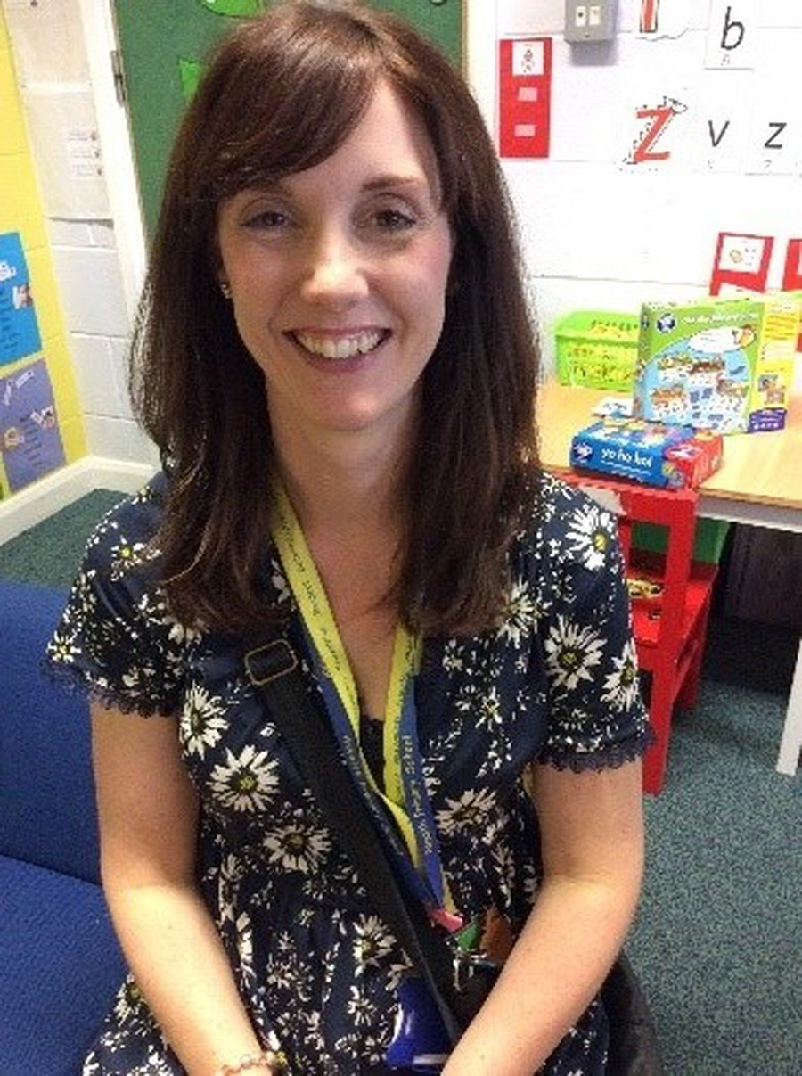 Mrs Ellis Red Butterfly Class Teacher and Phase Leader