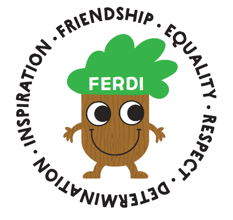 Meet FERDI, our School Values!