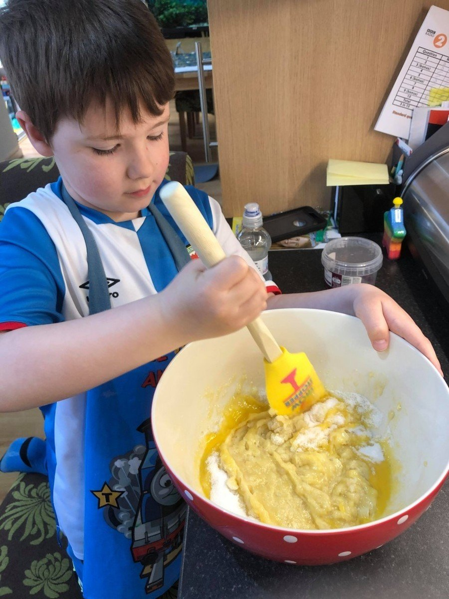 William Y2 baking