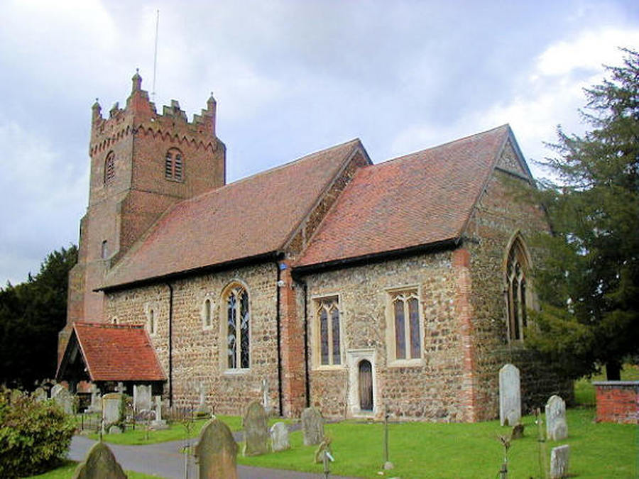 St Mary the Virgin Church - click to visit