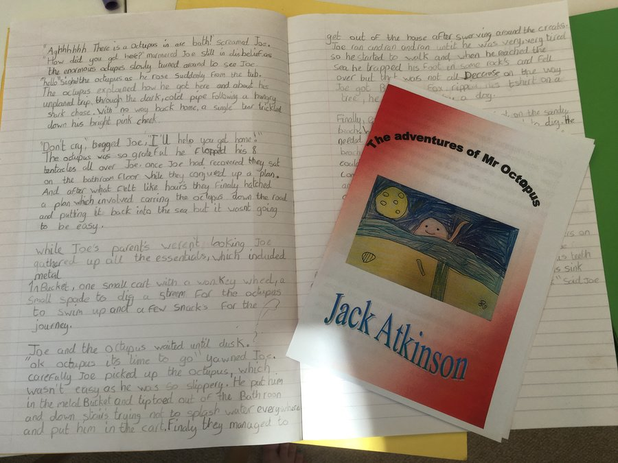 Jack A Y4 story
