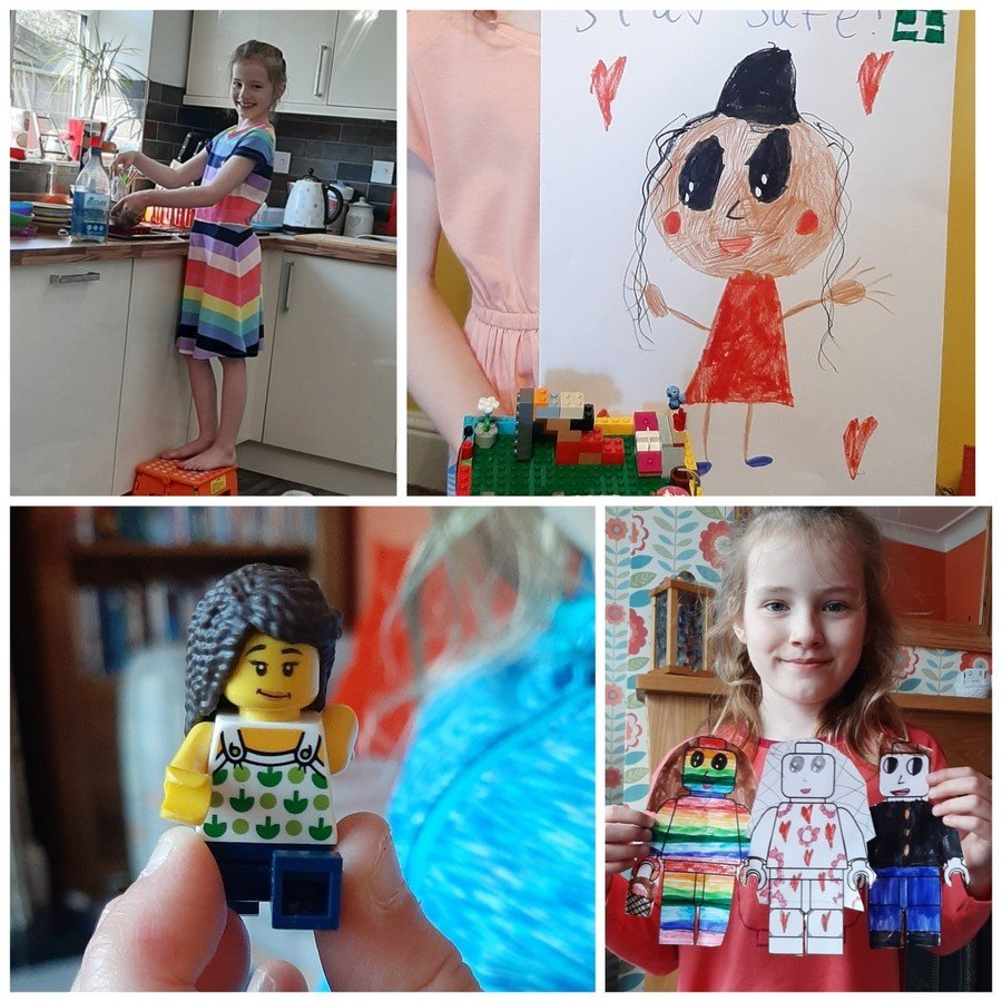 Year 3 - Tilly has been busy