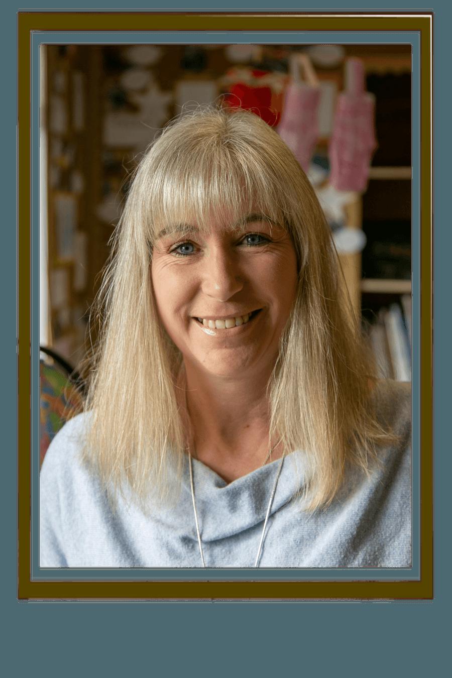 Helen Johnson - Admin Assistant