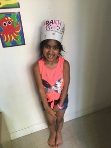 Rakhi's crown inspired by Queen Victoria