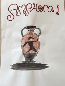 Liora's Greek vase