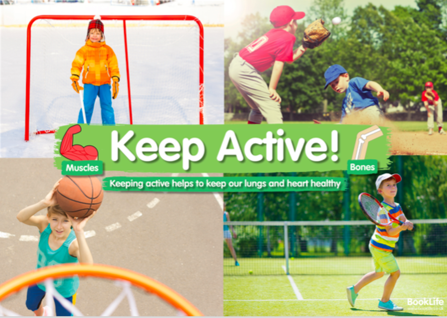 Take a look at our Keeping Active page to see how Saturn class have been staying healthy during the Home Learning period!