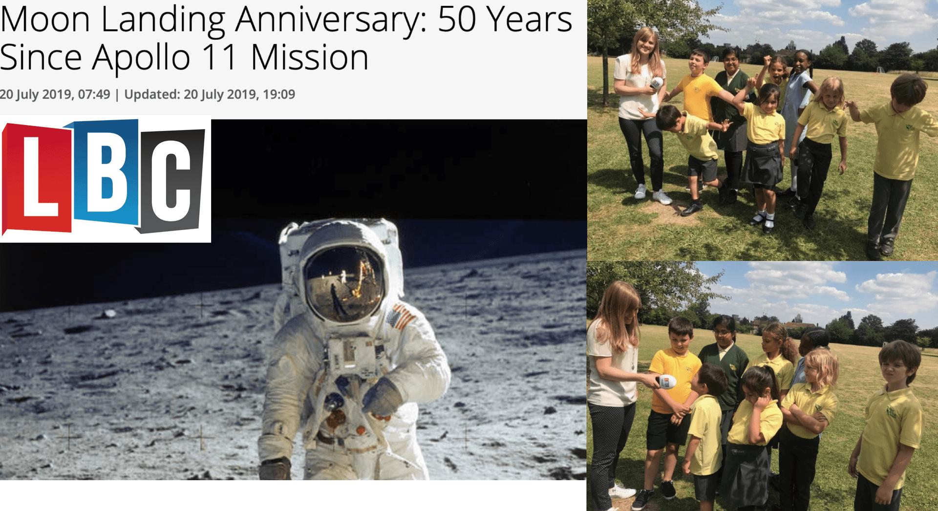 LBC Moon Landings