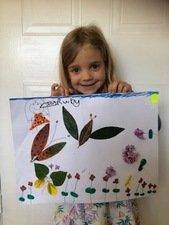 Ruby Holmes, age 5<br>