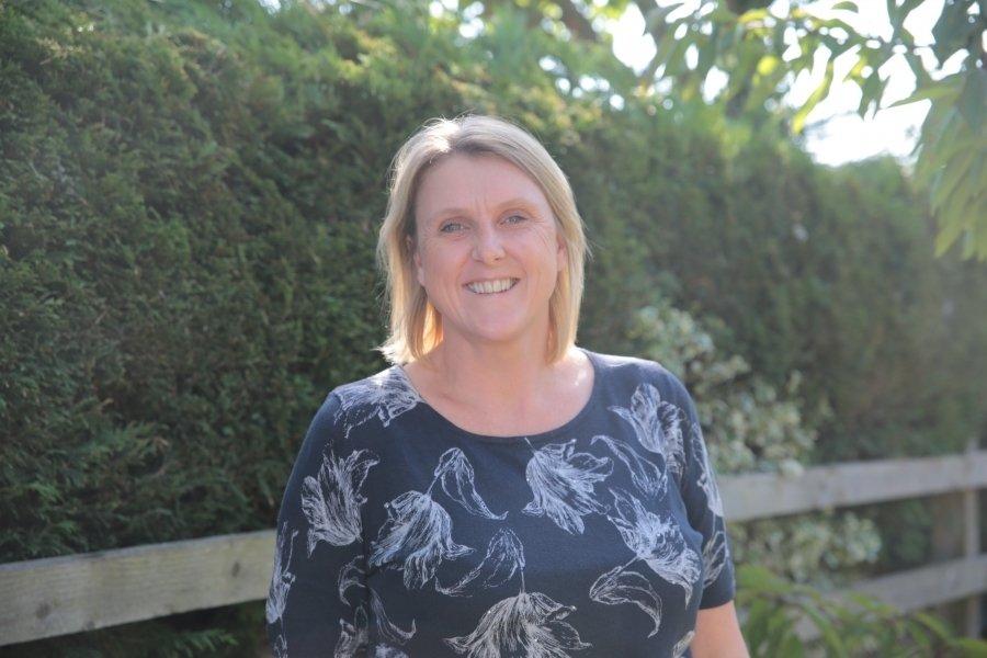 Mrs Claudine Evans - ATA