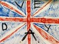 VE Day Flag by Sammy