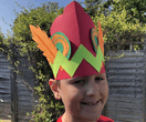 Rory and his headdress.PNG