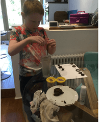 Ollie's project on water resistency