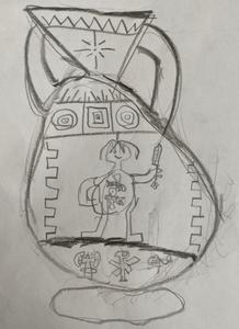 Ignacio's Greek urn