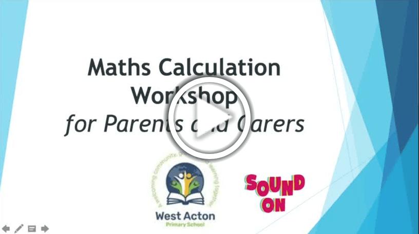 Calculation Workshop