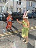 Children's Parade fun!