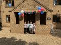 Sienna (Year 3), Chiara (Year 4),Joshua (Year 2) & Jorge (Pre-school)